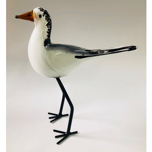 Image glass Seagull