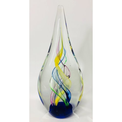Glass sculpture Harmony