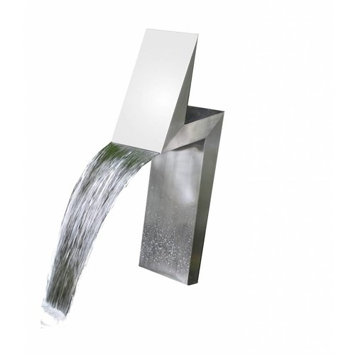 Eliassen Water feature stainless steel Lightning unique model