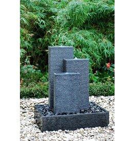 Eliassen Terrace fountain Mumur granite 100 cm