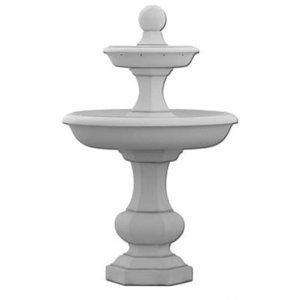 2 bowl fountain