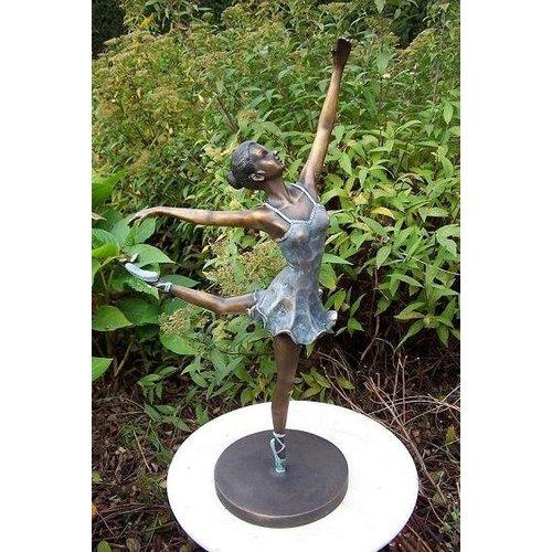 Eliassen Beeld brons ballerina