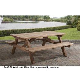 Talen Staphorst Picnic table hardwood 180cm