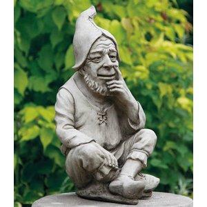 Dragonstone Garden statue gnome Fantasy F