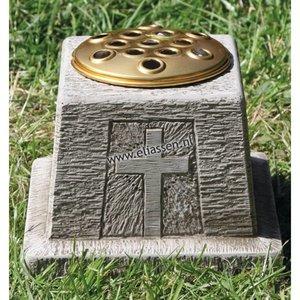 Eliassen Blumenhalter Kreuz