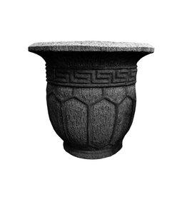 Eliassen Flowerpot lava rock 0016
