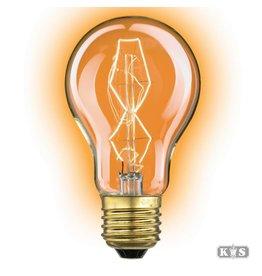 Eliassen Kohlefadenlampe Classic Gold