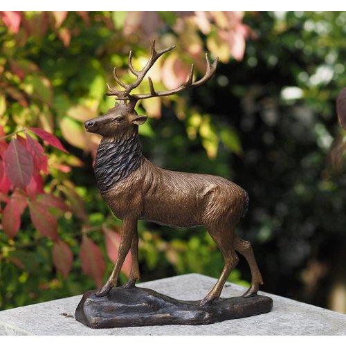 Eliassen Beeld brons klein hert