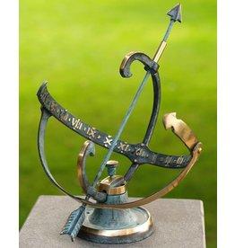 Eliassen Sundial bronze