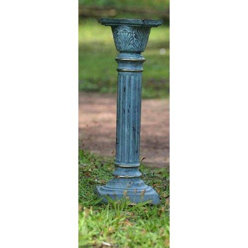 Eliassen Pedestal bronze 66 cm