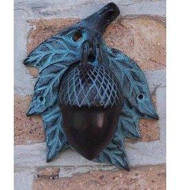 Eliassen Door knocker bronze acorn