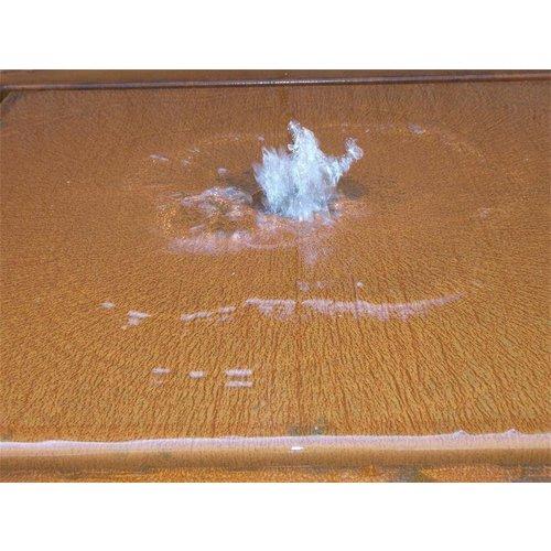 Adezz Producten Watertafel Adezz rechthoek cortenstaal in 3 maten