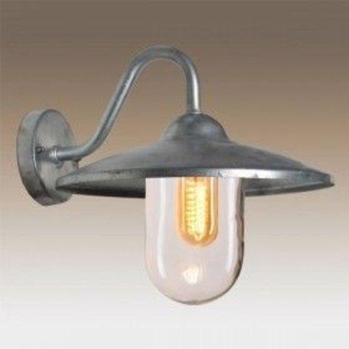 Eliassen Wall lamp galvanized Brig