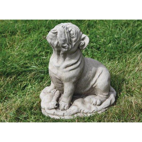Dragonstone Tuinbeeld grote Bulldog