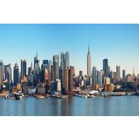 Glasmalerei 80x120cm Manhattan