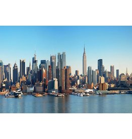Eliassen Glasmalerei 80x120cm Manhattan