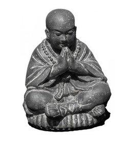 Eliassen Image Shaolin Monk saluting in 3 sizes