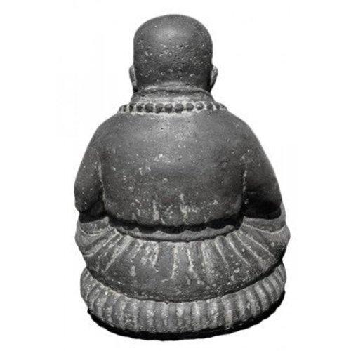 Eliassen Beeld Shaolin Monnik groetend 80cm