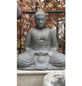 Eliassen Buddha image Japanese in lotus is in 3 sizes