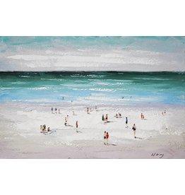 Oil painting 80x120cm Sunny
