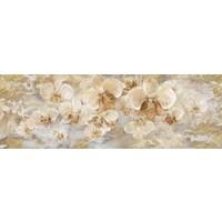 Canvas schilderij 150 x 60cm Orchids
