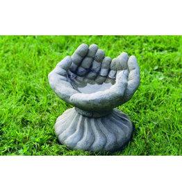 Vogel Bowl Hände