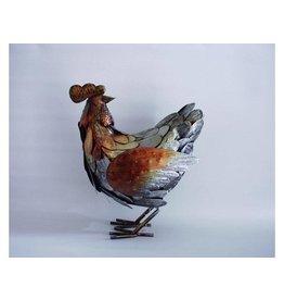 Chicken metal 34cm