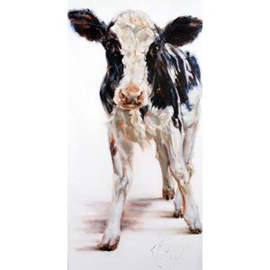 MondiArt Painting Dibond Calf