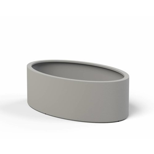 Adezz Producten Planter oval Ellipse Adezz polyester