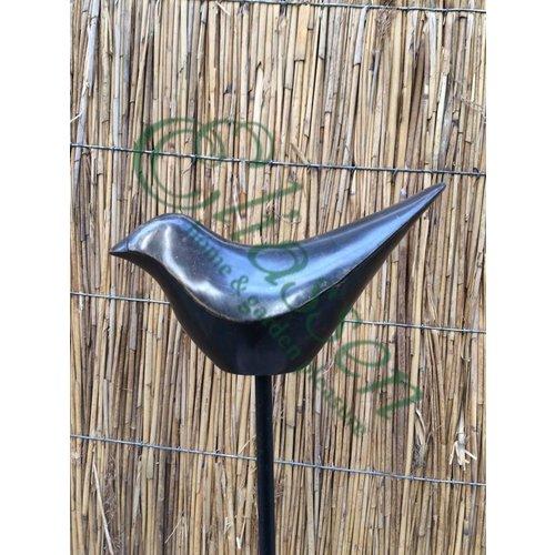 Eliassen Bronzen tuinsteker Duif B