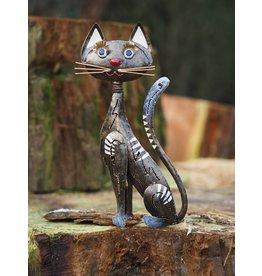 Eliassen Cat cat 35cm metal