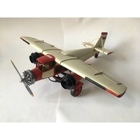 Miniature model Oldtimer Airplane Large