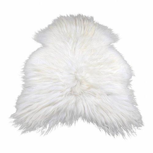 Sheepskin Icelandic white