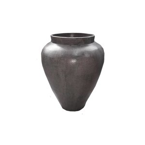Eliassen Interior Vase Talp old gray 90x75cm