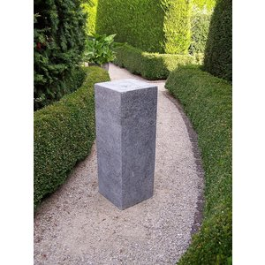 Eliassen Sokkel hardsteen gebrand 30x30x85cm