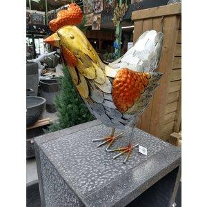 Hühnermetall groß 41 cm
