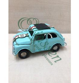 Miniature model Fiat 500