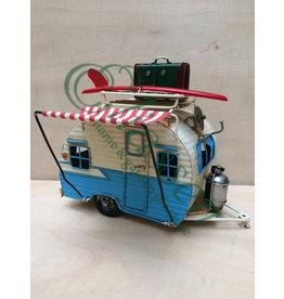Miniature Caravan model