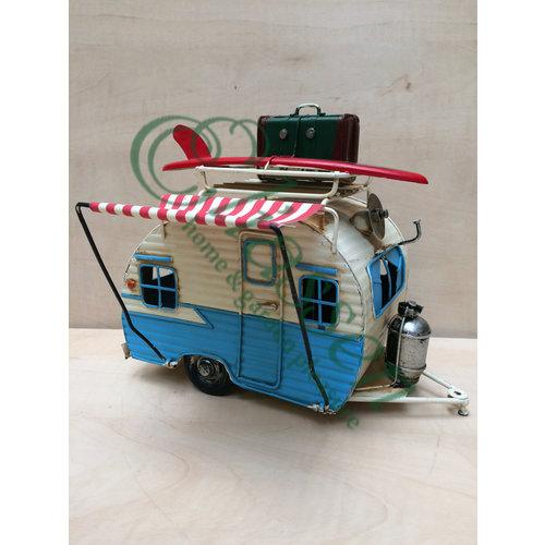 Miniatuur model Caravan