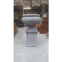 Garden vase on base Nice big