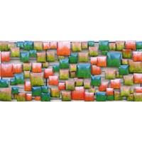 Wall decoration 3d Blocks 60x140cm