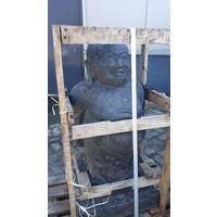 Fetter Bauch Buddha