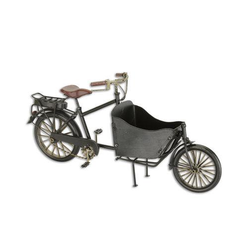 Eliassen Miniaturmodell Transportfahrrad