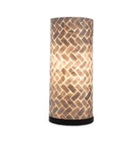 Tafellamp set 30cm Zigzag