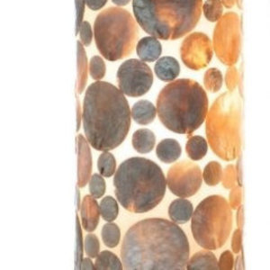 Table lamp 40cm Coin Gold