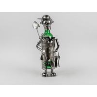 Wine bottle holder Tuinman