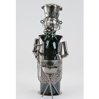 Wine bottle holder Griller