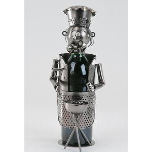 Weinflaschenhalter Griller