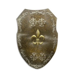 Wall decoration Shield 1