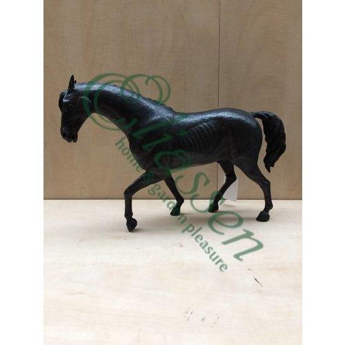 Eliassen Beeld brons paard